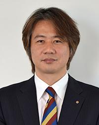 広報部門 部門長 三村 彰吾(熊本りんどうRC)