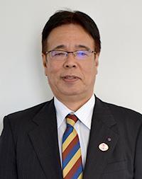 米山記念奨学会部門 部門長 秋吉 実(杵築RC)