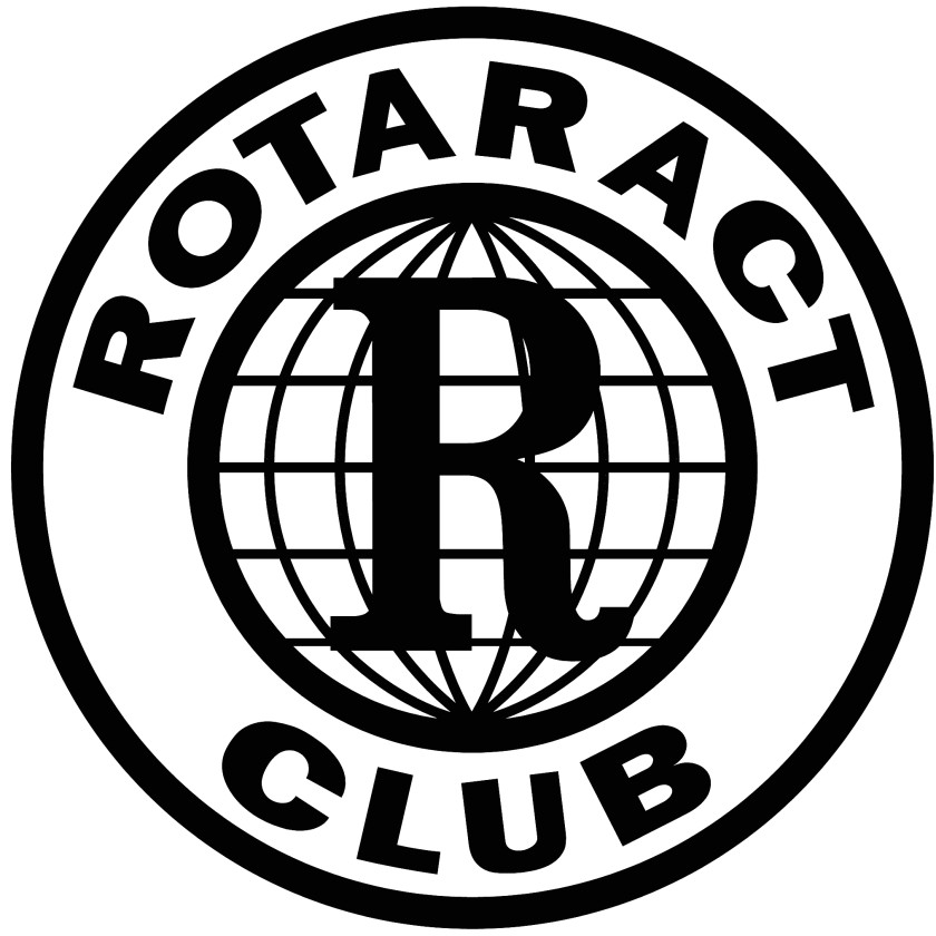 Rotaract(白黒)