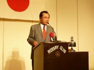 熊本第3グループ ガバナー公式訪問を終えて