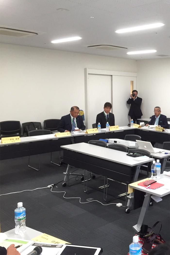 2016-17年度 部門長会議開催