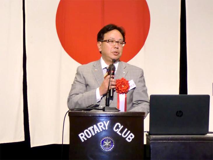 熊本第3グループ ガバナー公式訪問を終えて(熊本、熊本北、熊本城東、熊本グリーン)