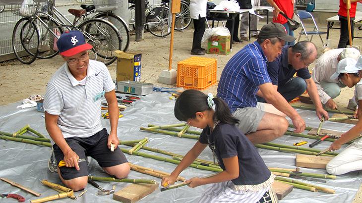 伝承遊びの集い開催(熊本東南RC)