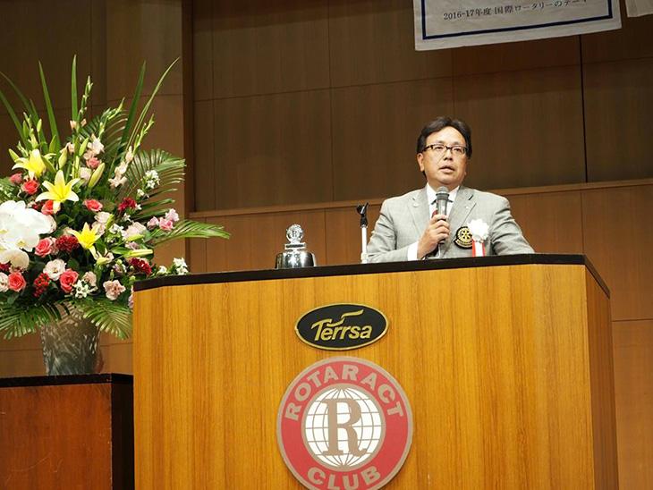「ローターアクト年次大会熊本」報告