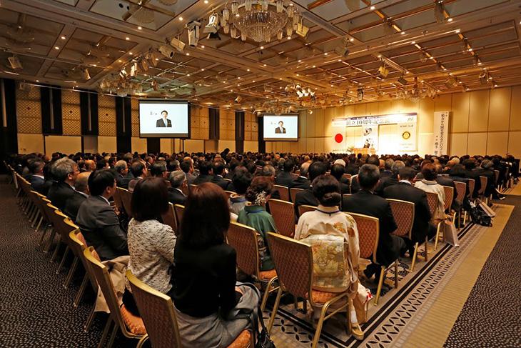 熊本りんどうRC 創立10周年記念式典報告原稿